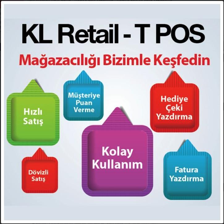 T-POS Mağazalarda Verimliliği Arttırıyor