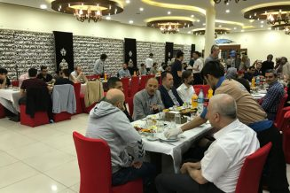 Our Annual Iftar Dinner